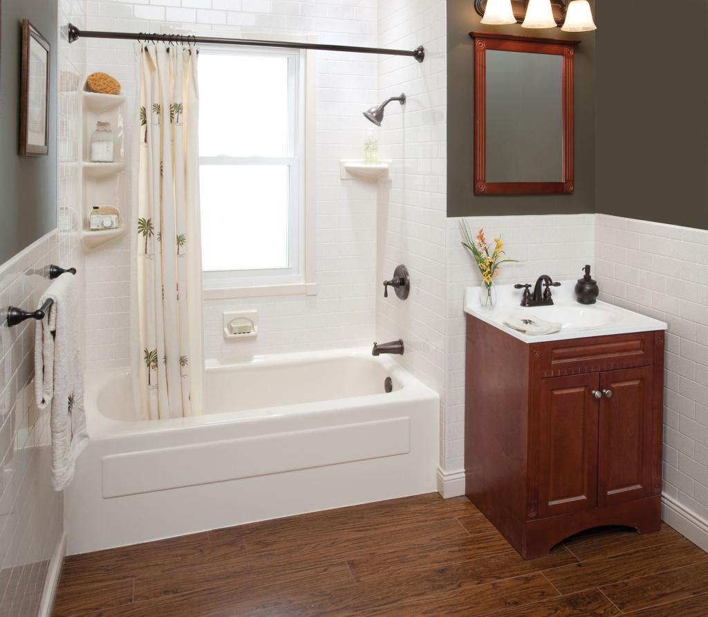 average cost of a bathroom remodeling project bath blog one day bath - Cost Of Average Bathroom Remodel