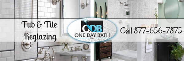 Bathroom Tiles Nj bathtub and tile reglazing in edison nj | one day bath